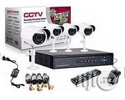 Universal 4-channel CCTV Security Recording System Kit | Security & Surveillance for sale in Lagos State, Ikeja