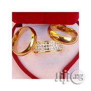 Fashion Grove Gold Wedding Ring | Wedding Wear for sale in Lagos State, Surulere