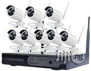 Wireless NVR CCTV Camera Kit 8 Channels | Security & Surveillance for sale in Lagos State, Ikeja