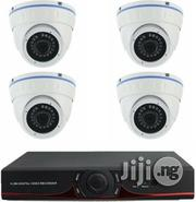 CCTV 4 Channels AHD Indoor App View | Photo & Video Cameras for sale in Lagos State, Ikeja