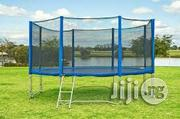 Standard Trampoline Bouncer With Protection Net And Accessories | Children's Gear & Safety for sale in Rivers State, Port-Harcourt