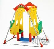 New Double Plastic Swing Set | Toys for sale in Rivers State, Port-Harcourt