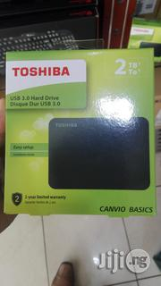 1TB Toshiba External Hdd Usb 3.0 | Laptops & Computers for sale in Lagos State, Lagos Mainland