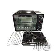 MASTERCHEF 19litre Oven Toaster With a Grill | Kitchen Appliances for sale in Lagos State, Surulere