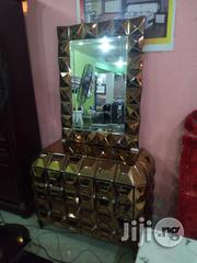 Console With Matching Mirror | Home Accessories for sale in Lagos State, Gbagada