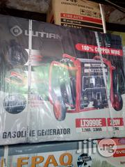 Lutian Generator 3.5KVA With Key Starter   Electrical Equipments for sale in Lagos State, Ojo