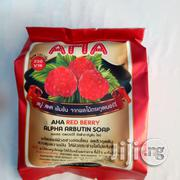 Aha Red Berry Soap | Bath & Body for sale in Lagos State, Badagry