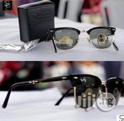 Ren Ban Sun Glasses Foldable #Clubmaster | Clothing Accessories for sale in Lagos State, Lagos Mainland