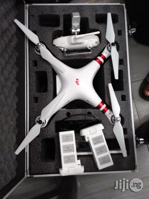 Used DJI Phantom 3 Standard Drone With One Extra Battery & Hard Case