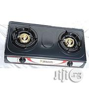 Gas Cooker Stove With Two Burners | Kitchen Appliances for sale in Lagos State