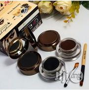 Kiss Beauty 4in1 Geliner (Brow/Black) | Makeup for sale in Lagos State, Lagos Mainland
