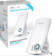 Tp-Link N300 Wireless Wifi Range Extender, Booster (TL-WA850RE)   Networking Products for sale in Lagos State, Ikeja