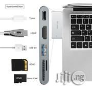 """Multi Usb Type C 3.0 Hub Port Adapter For Macbook Pro 13"""" 15""""   Computer Accessories  for sale in Lagos State, Ikeja"""