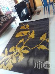 Superb Strong 3 By 5 Indian Shaggy Center Rug Imported Brand New | Home Accessories for sale in Lagos State, Lekki Phase 1