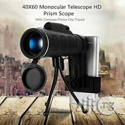 Generic 40 X 60 Zoom Monocular Smartphone Telescope | Camping Gear for sale in Lagos State, Lagos Mainland