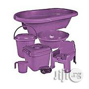 7 In 1 Baby Bath Tub -purple | Baby & Child Care for sale in Lagos State, Lagos Island