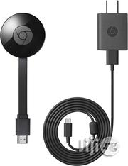 GOOGLE CHROMECAST 2.0 (2015) | Accessories & Supplies for Electronics for sale in Lagos State, Ikeja