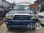 Tokunbo Toyota Tacoma 2008 Blue | Cars for sale in Lagos State, Surulere
