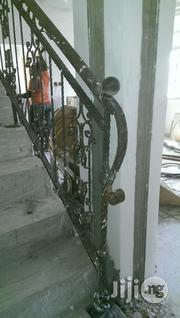 Pure Wrought Iron Rails And Burglaries | Building & Trades Services for sale in Lagos State, Lekki Phase 1