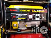 Sumec Firman 2.2kva Single Phase Gasoline Generator | Electrical Equipment for sale in Lagos State, Ifako-Ijaiye