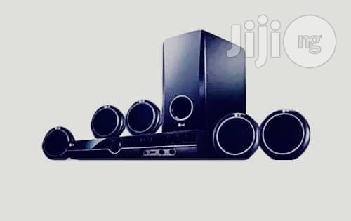 Lg 358 Home Theatre System - Aud 358sd