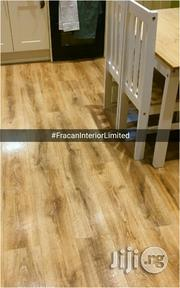 Pvc Wood Like Flooring Now In Uyo. Free Installation | Building & Trades Services for sale in Akwa Ibom State, Mkpat Enin