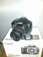 Canon 550D Camera | Photo & Video Cameras for sale in Lagos State, Ojo