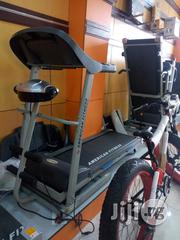 2hp Treadmill With Massager | Massagers for sale in Rivers State, Port-Harcourt