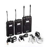 Boya BOYA Lapel/Lavalier Professional Wireless Microphone - BY-WM8 | Audio & Music Equipment for sale in Lagos State, Ikeja