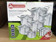 14pcs of Crown Star Cooking Pot | Kitchen & Dining for sale in Abuja (FCT) State, Wuse
