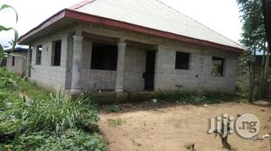 Well Planned /Standard Two Bedroom(65% Completd), At Agbeta , Onne R/S