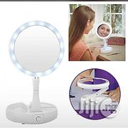 Double Sided Foldable Mirror With Led Light | Home Accessories for sale in Lagos State, Lagos Mainland