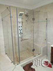 Tempered Glass Shower In Lagos | Plumbing & Water Supply for sale in Lagos State, Amuwo-Odofin