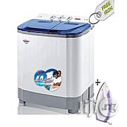 QASA Washing Machine-7.2kg | Home Appliances for sale in Lagos State, Ikeja