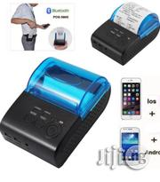 Mini 58mm Wireless Bluetooth USB Thermal Printer POS Receipt Bill | Store Equipment for sale in Lagos State, Ikeja
