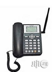 Huawei Ets5623 GSM SIM Card Table Phone Black | Home Appliances for sale in Lagos State, Ikeja