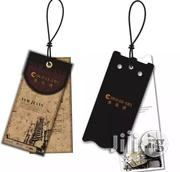 Hang Tags For Clothing | Manufacturing Services for sale in Ondo State, Akure South