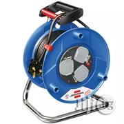 Extention Cable Reel 50mitre Power Distribution - Plastic Body | Electrical Equipment for sale in Lagos State, Lagos Island