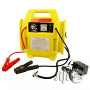 12v Portable Car Jump Starter Air Compressor Battery | Vehicle Parts & Accessories for sale in Lagos State, Lagos Island