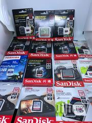 Original Brands Memory Cards SD, Microsd, Pro Duo, Compact Flash, XD , Cfast Cards, Wifi SD, Sxs, XQD Memory Cards | Accessories for Mobile Phones & Tablets for sale in Rivers State, Port-Harcourt