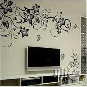 3D DIY Flower Full Wall Paper Art Sticker Home Decorations | Home Accessories for sale in Lagos State, Agege