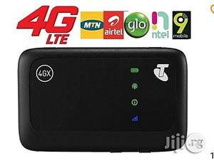 ZTE 4GX Mobile Internet Wifi Hotspot For Glo,Ntel,9mobile,MTN,Airtel