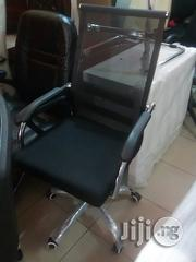 Durable High Back Office Chair | Furniture for sale in Rivers State, Port-Harcourt