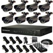 Winpossee CCTV Security Recording System 8 Camera With Internet And 3G Phone Viewing Ability | Security & Surveillance for sale in Lagos State, Oshodi-Isolo