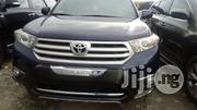 Toyota Highlander 2012 Blue   Cars for sale in Lagos State, Lagos Mainland