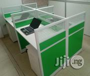 Imported Quality 4 Seater Workstation Office Table | Furniture for sale in Rivers State, Port-Harcourt