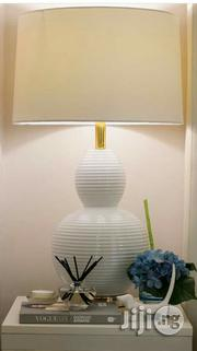 White Royal Bed Side Lamp | Home Accessories for sale in Lagos State, Ikoyi
