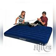 Intex Intex Twin Size Classic Downy Inflatable Air Bed Mattress - 2 Persons | Furniture for sale in Oyo State, Ibadan North