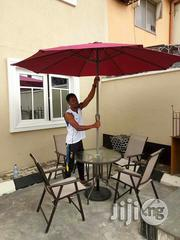 Outdoor Umbrella and Tables | Clothing Accessories for sale in Lagos State, Lagos Mainland