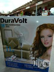 """Dura Volt Standing Rechargeable Fan 18""""   Home Appliances for sale in Abuja (FCT) State, Wuse"""